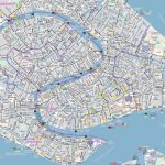 Venice Maps   Top Tourist Attractions   Free, Printable City Street Map   Venice City Map Printable