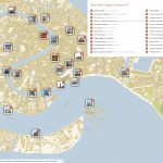Venice Printable Tourist Map | Sygic Travel   Printable Tourist Map Of Venice Italy