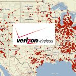 Verizon Wireless Plans And Coverage Review   Verizon Coverage Map In California