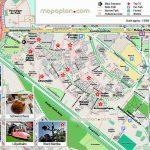 Vienna Maps Top Tourist Attractions Free Printable City – Vienna   Budapest Tourist Map Printable