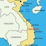 Vietnam Maps   Map Of All Areas In Vietnam   Printable Map Of Vietnam
