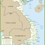 Vietnam Maps | Maps Of Vietnam   Printable Map Of Vietnam