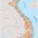 Vietnam Maps | Printable Maps Of Vietnam For Download   Printable Map Of Vietnam