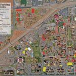 Visitor Parking Map | Transportation & Parking Services | Ttu   Texas Tech Housing Map