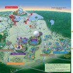 Walt Disney World Map   World Wide Maps   Disney Florida Maps 2018