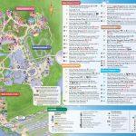 Walt Disney World Maps   Magic Kingdom Florida Map