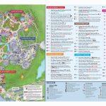 Walt Disney World Park Guide Maps   Blog Mickey   Magic Kingdom Florida Map