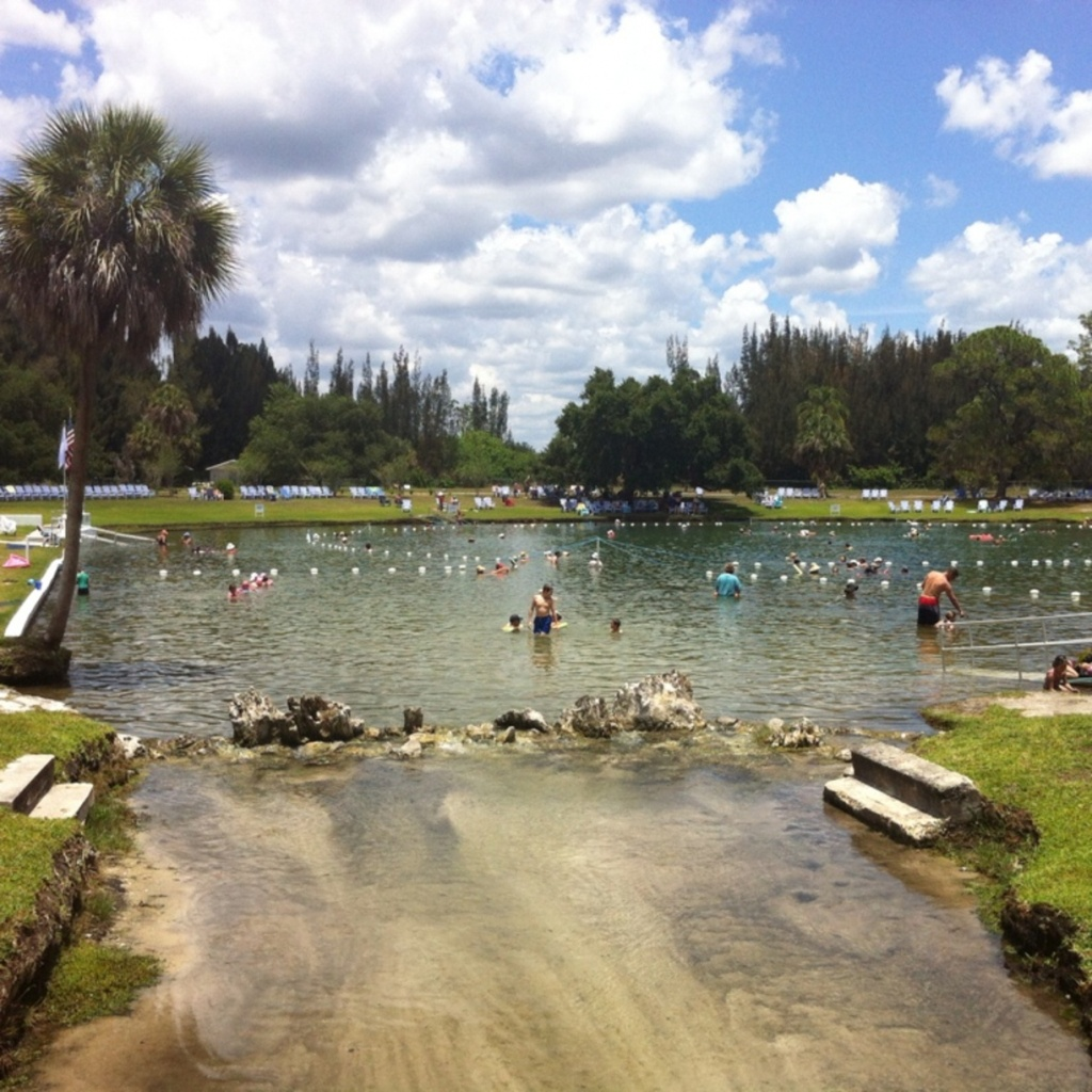 Warm Mineral Springs North Port, Fl, North Port, Florida - 51 - Warm Mineral Springs Florida Map