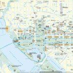 Washington, D.c. Tourist Map – Washington Dc Tourist Map Printable