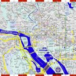 Washington Dc Maps   Top Tourist Attractions   Free, Printable City   Printable Map Of Dc