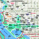 Washington Dc Maps   Top Tourist Attractions   Free, Printable City   Printable Map Of Downtown Dc