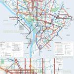 Washington Dc Maps   Top Tourist Attractions   Free, Printable City   Printable Metro Map Of Washington Dc