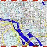 Washington Dc Maps   Top Tourist Attractions   Free, Printable City   Printable Street Maps Free