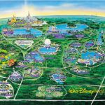 Wdw Wall Map And Walt Disney World Besttabletfor Me Within Resorts   Disney Resorts Florida Map