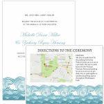 Wedding Invitation Maps   How To Create A Printable Map For A Wedding Invitation