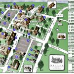 Wesley College Campus Map   120 North State Street Dover Delaware   Duke University Campus Map Printable