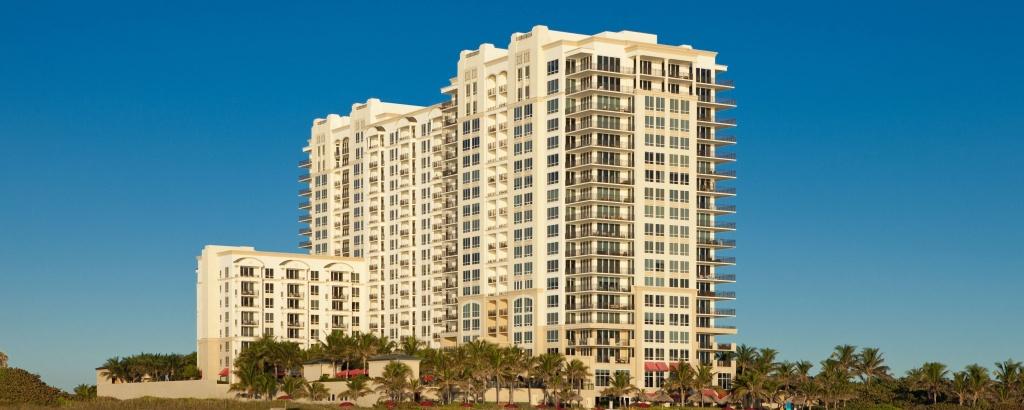 West Palm Beach Resort Hotel   Palm Beach Marriott Singer Island - Singer Island Florida Map