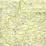 West Virginia Maps   Perry Castañeda Map Collection   Ut Library Online   Printable Map Of West Virginia