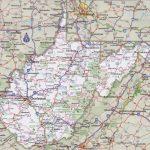 West Virginia Road Map   Printable Map Of West Virginia