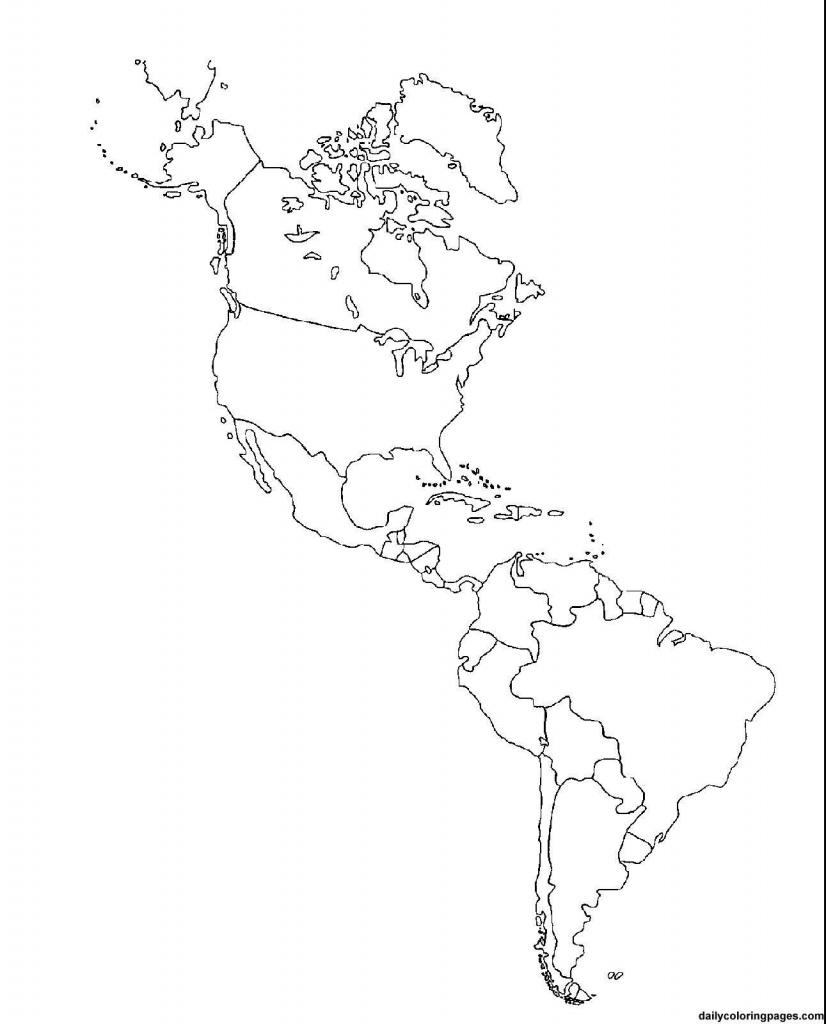 Western Hemisphere Maps Printable - Koman.mouldings.co - Western Hemisphere Map Printable
