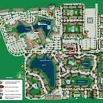 Westgate Town Center Resort Map | Kissimmee Fl   Map Of Hotels In Kissimmee Florida