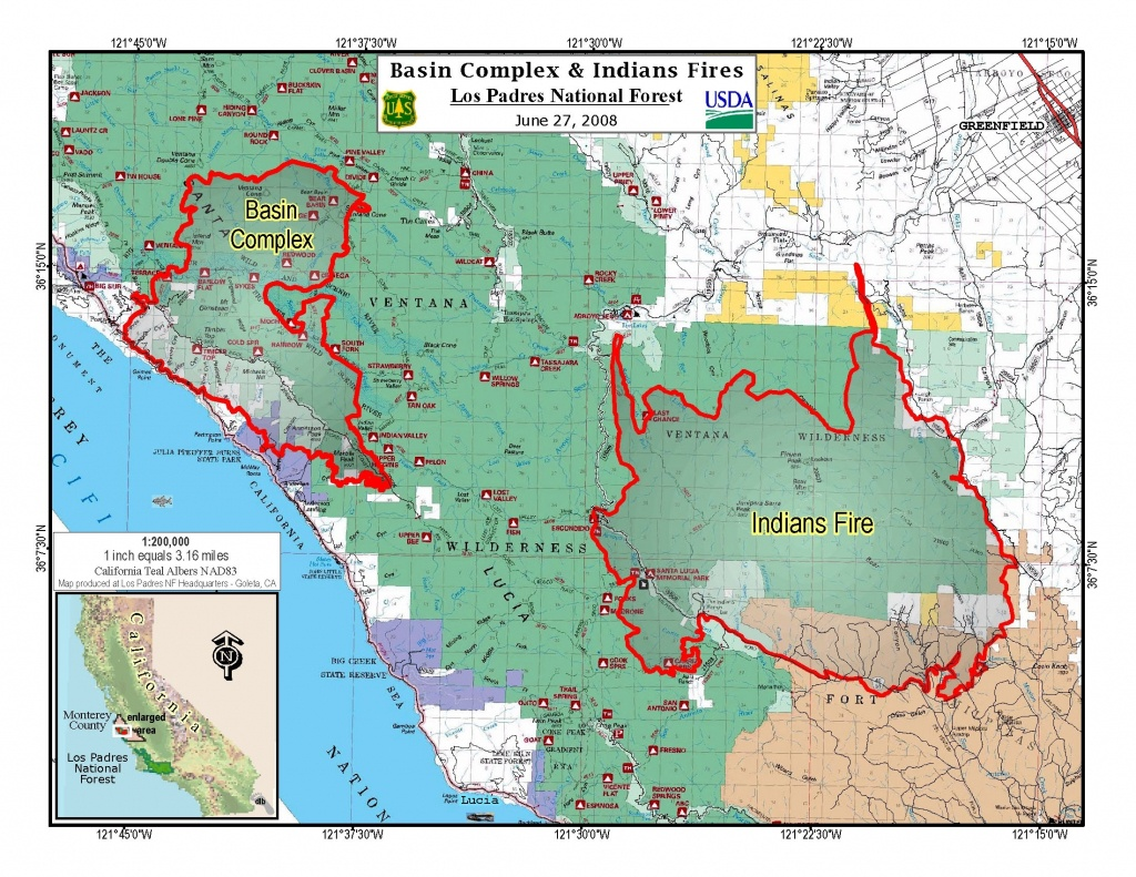 Where Are The California Fires Burning Map | California Map 2018 - Live Fire Map California