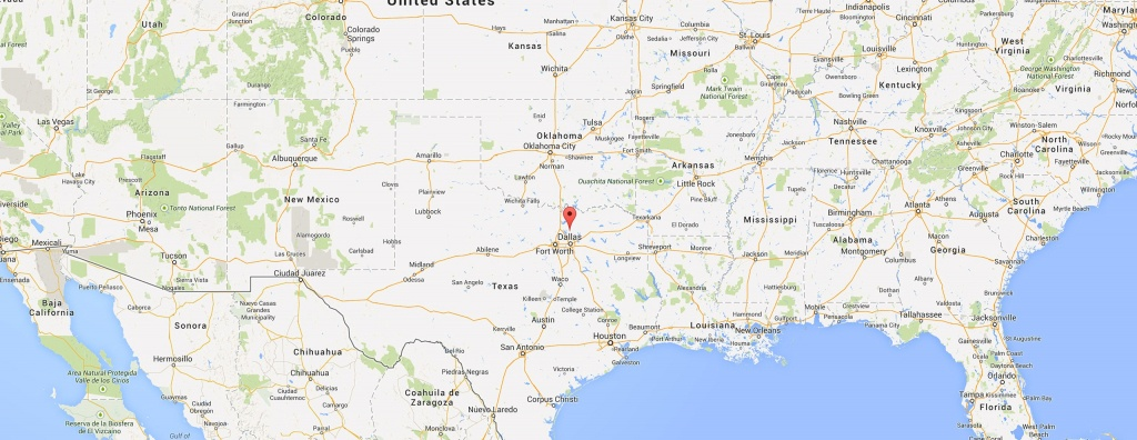 Where Is Frisco Texas? - Frisco Texas Map