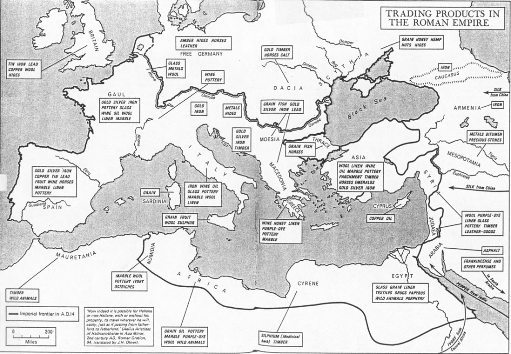 Who Wins Rome? - Lessons - Tes Teach - Printable Map Of Ancient Rome