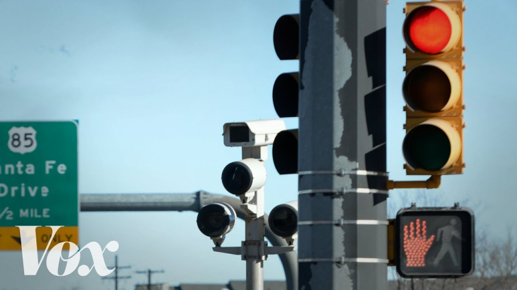 Why Red Light Cameras Are A Scam - Youtube - Red Light Camera California Map