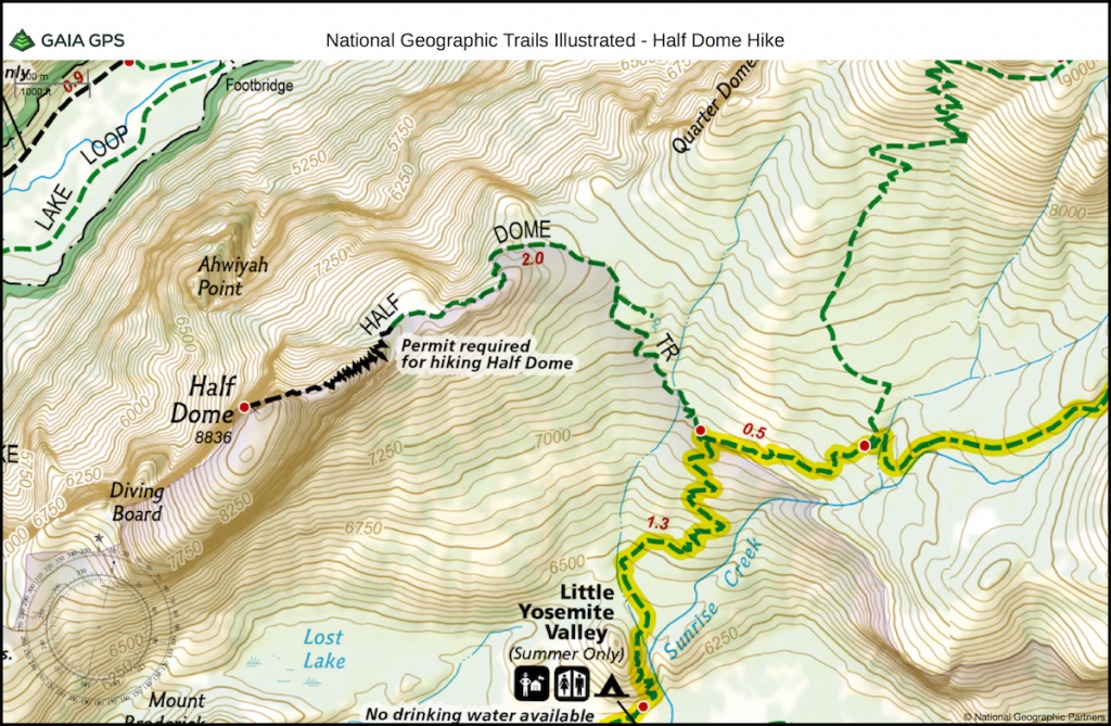 Why You Should Always Print Maps Online With Gaia Gps - Gaia Gps - National Geographic Printable Maps
