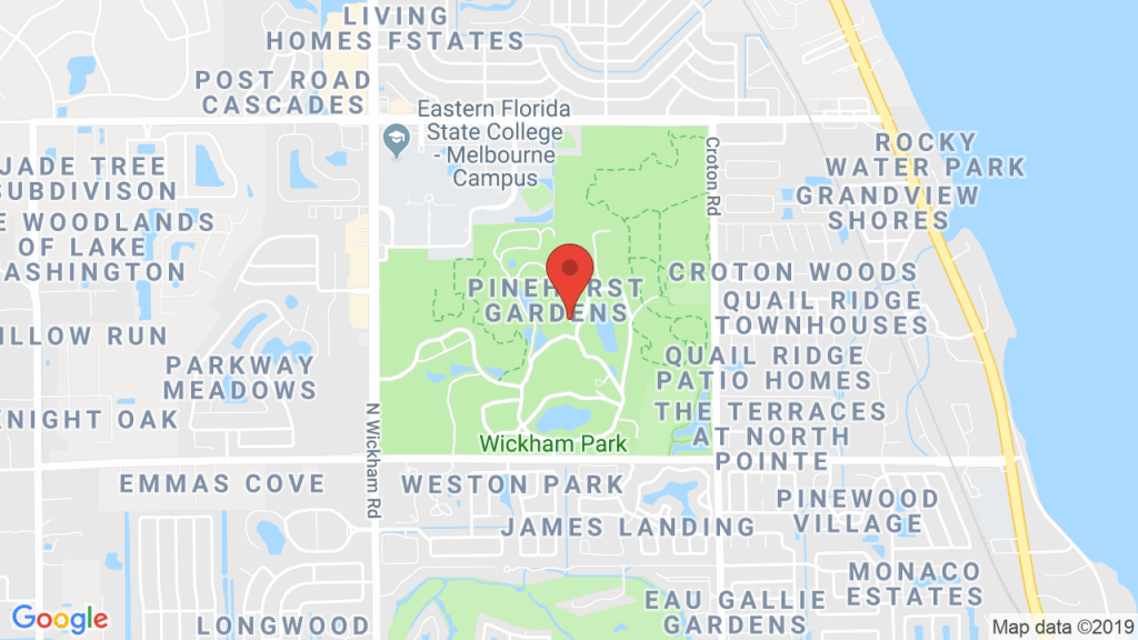 Wickham Pavilion In Melbourne, Fl - Concerts, Tickets, Map, Directions - Google Maps Melbourne Florida