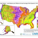 Wind Maps | Geospatial Data Science | Nrel   Texas Wind Direction Map