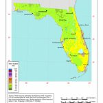 Windexchange: Florida 80 Meter Wind Resource Map   Florida Wind Speed Map