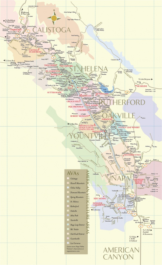 Wineries In Southern California Map Napa Valley Winery Map Fresh - Florida Winery Map