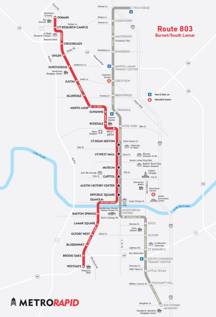 With Another Light-Rail Fail, What's In Store For Austin Public - Austin Texas Public Transportation Map
