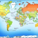 World Map   Free Large Images   Maps   World Map With Countries   Large Printable Map