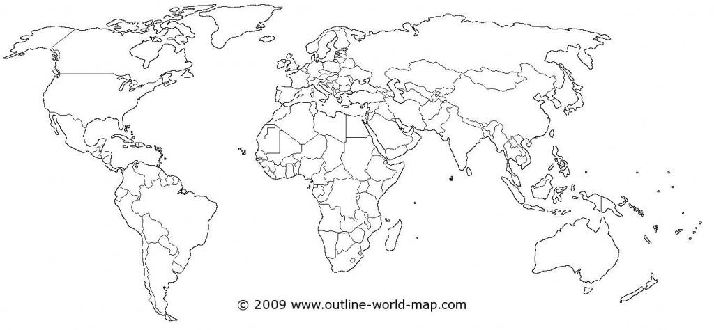 World Map Quiz - World Wide Maps - World Map Quiz Printable