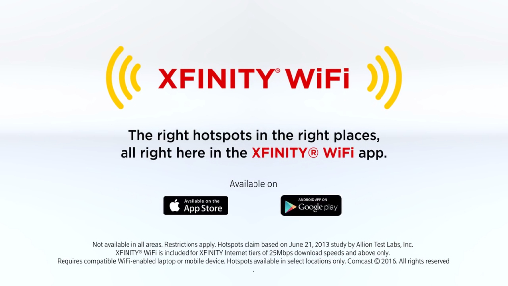 Xfinity® Wificomcast | Wireless Internet On The Go - Xfinity Coverage Map Florida