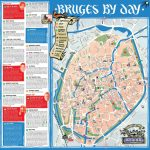 Zeebrugge Belgium Cruise Port Of Call   Printable Street Map Of Bruges