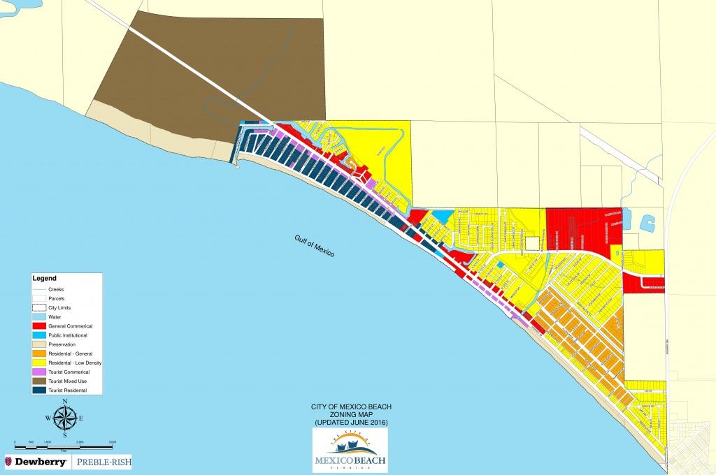 Zoning Maps   98 Real Estate Group - Port St Joe Florida Map